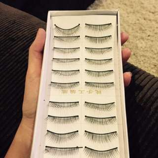 Bulk Lot Fake Lashes