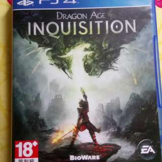 [PS4] Dragon Age Inquisition R3