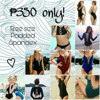 Bikini • Swimsuit • Swimwear • Two Piece • One Piece • Rashguard
