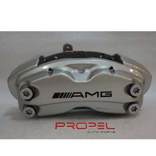 MERCEDES BENZ BRAND NEW AMG BREMBO 4 POTS BRAKE CALIPER FRONT RIGHT # 107