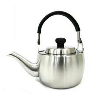 🚚 SODAMAIN 仙德曼 304 高級不鏽鋼茶壺 0.7L SS070 茶壺 開水壼 冷水壼