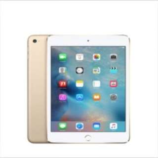 Brand New iPad Mini 4 32g Wifi + Cellular