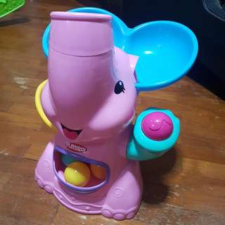 Used Playskool Elephant For Toddlers