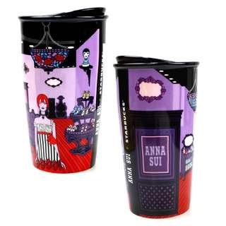 Starbuck X Anna Sui Collection 可議價