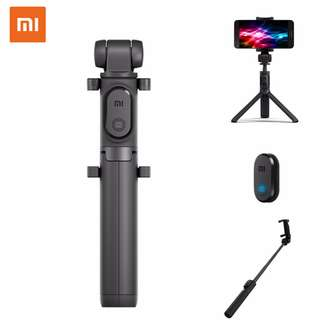 Brand New Xiaomi Tripod Selfie Stick Wireless Bluetooth Monopod for iOS & Android