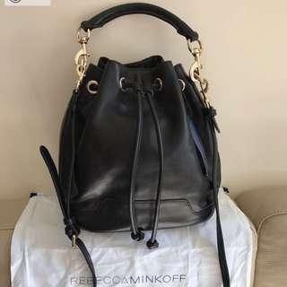 Rebecca Minkoff 手拎,上膊,有長帶、全皮袋(全新)🈹$1600