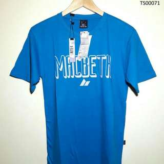 Kaos Distro Macbeth