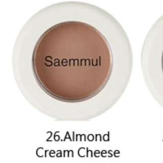 The Saem Eyeshadow