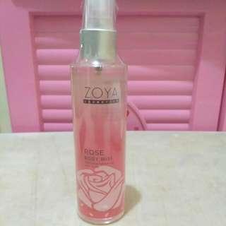 Zoya Rose Body Mist