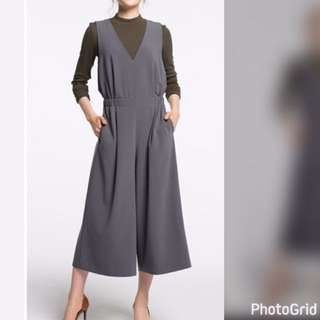 Uniqlo Jumpsuit New With Tag