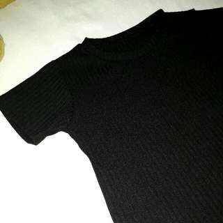Trendy Black Shirt
