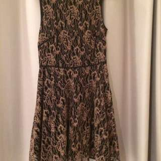 Lace Dress Size 10