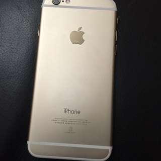 iPhone 6 金色❤️