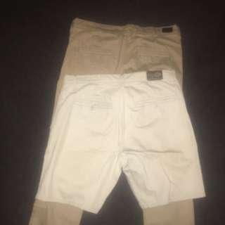 Cheap Monday Shorts And Chinos