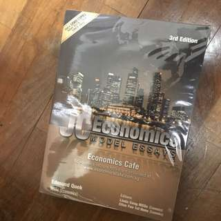 H2 Economics Model Essays