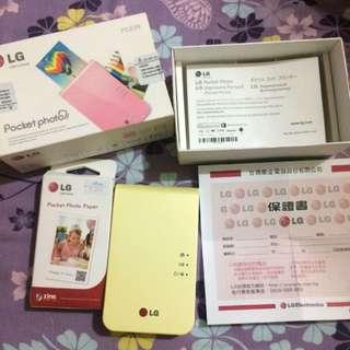 LG Pocket 相印機
