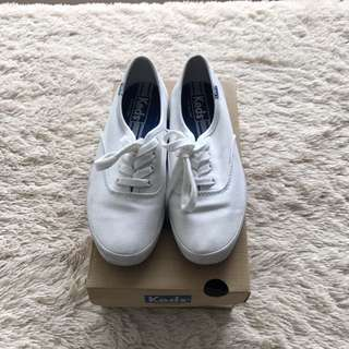 Classic Keds - White Size 5.5