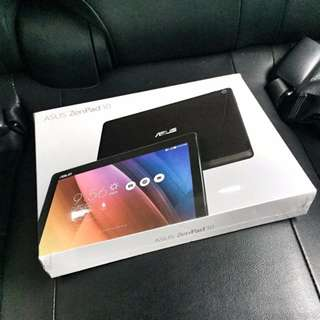 [全新未拆封/一年保固/免運/可面交]ASUS ZenPad 10-Z300CNL 迷霧黑 10.1吋 4G LTE 華碩 追劇必備