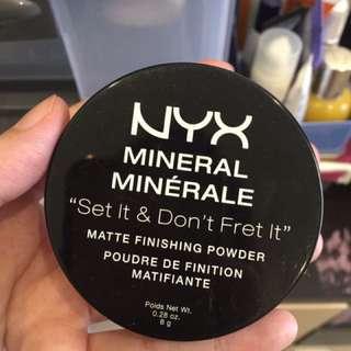 Nyx Bedak Minerale