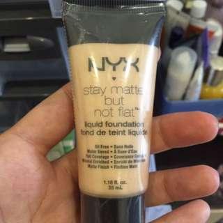 Nyx Liquid Foundation