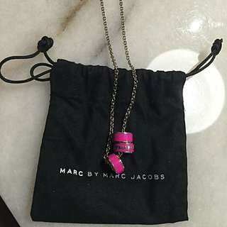 Marc by Marc Jacobs - Classic Sweetie Rings Necklace