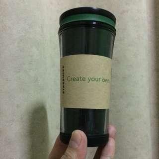 Starbucks create Your Own Design tumbler