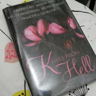 Kisses from Hell by Kristin Cast et. al.