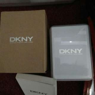 box watch DKNY authentic