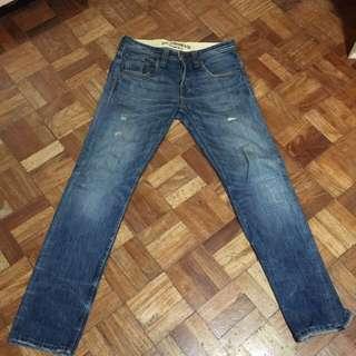 Levis 519 Slim Fit