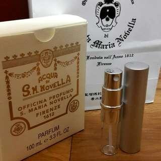 降價👏聖塔瑪麗亞香水5ml玻璃分裝