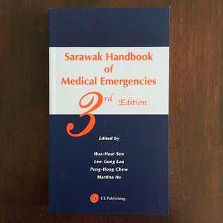 Sarawak Handbook of Medical Emergencies 3rd Edition