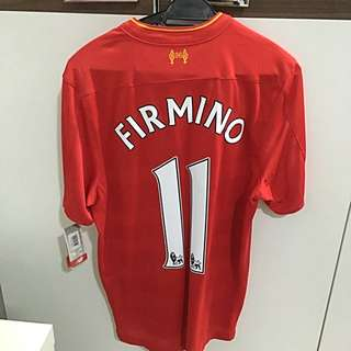 Liverpool F.C  Home Jersey