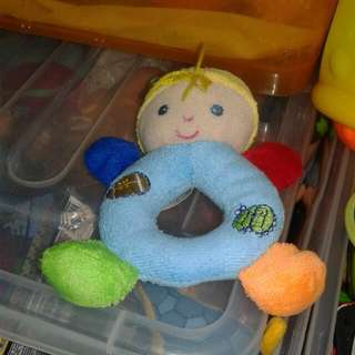 Mainan Bayi Boneka Bunyi