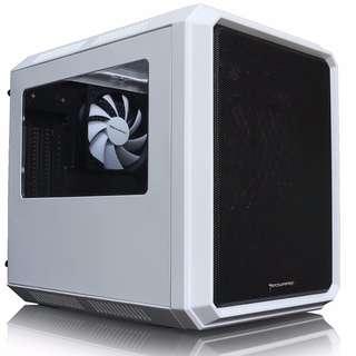 Tecware Quad Micro-ATX Mini Tower Case w/ Window Side Panels