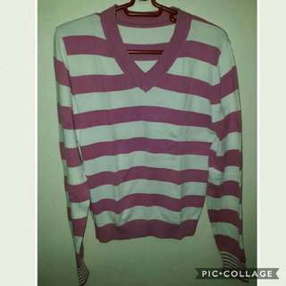 Long Sleeve Knitted Pullover