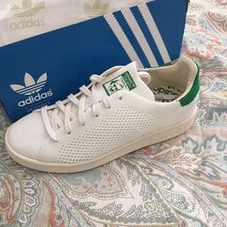 New In Box Size 4 US Adidas Stan Smith OG Primeknit Shoes
