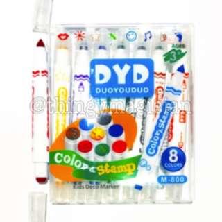 DYD Color & Stamp