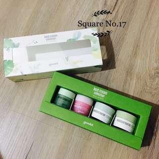 韓國 Goodal Best Cream Collection 面霜 4入 特價中