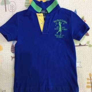 Ralph Lauren 經典運動風短袖POLO衫