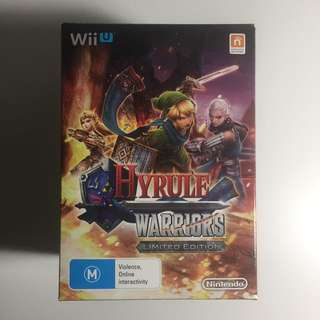 Hyrule Warriors (Limited edition)