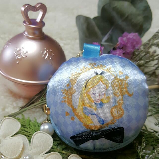 愛麗絲漂亮珍珠零錢包