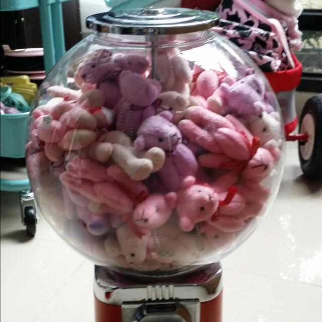 復古糖果扭蛋機~純擺飾