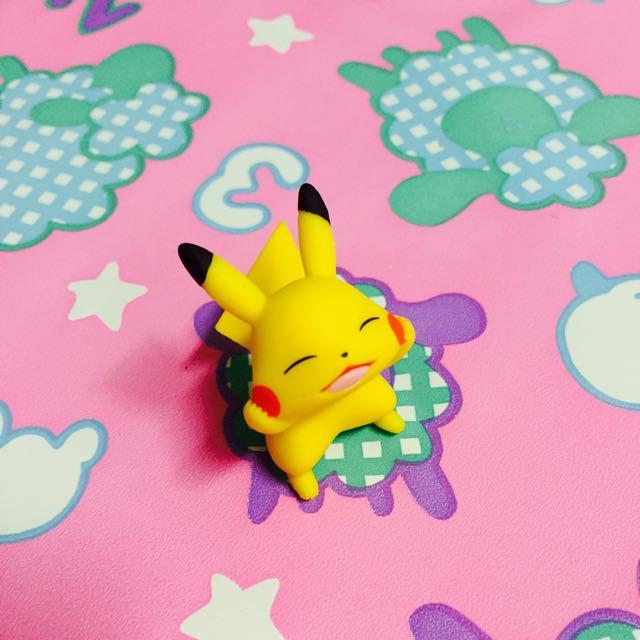 皮卡丘 隱藏版 神奇寶貝 寶可夢 扭蛋 轉蛋