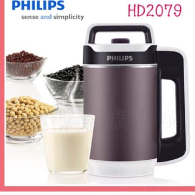 全營養免濾 豆漿機 HD2079 / HD-2079
