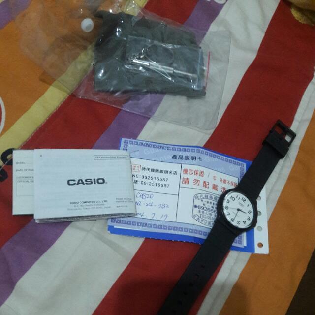 含運二手 CASIO 大數字手錶