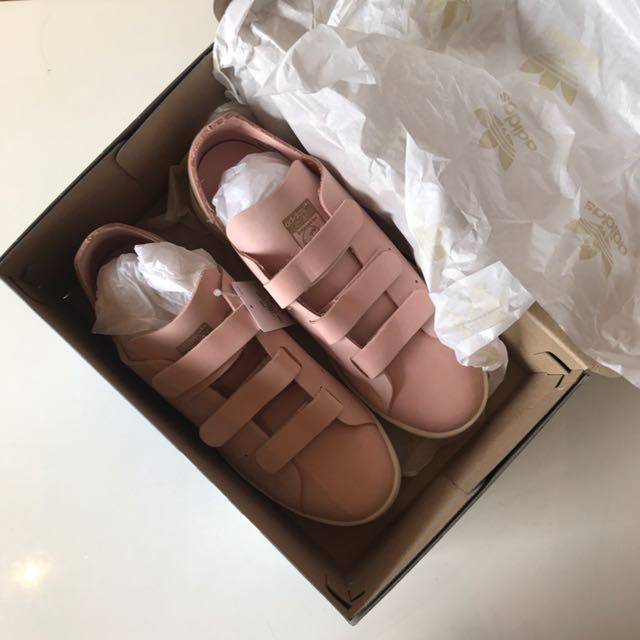 ADIDAS Stan smith CF In Rose