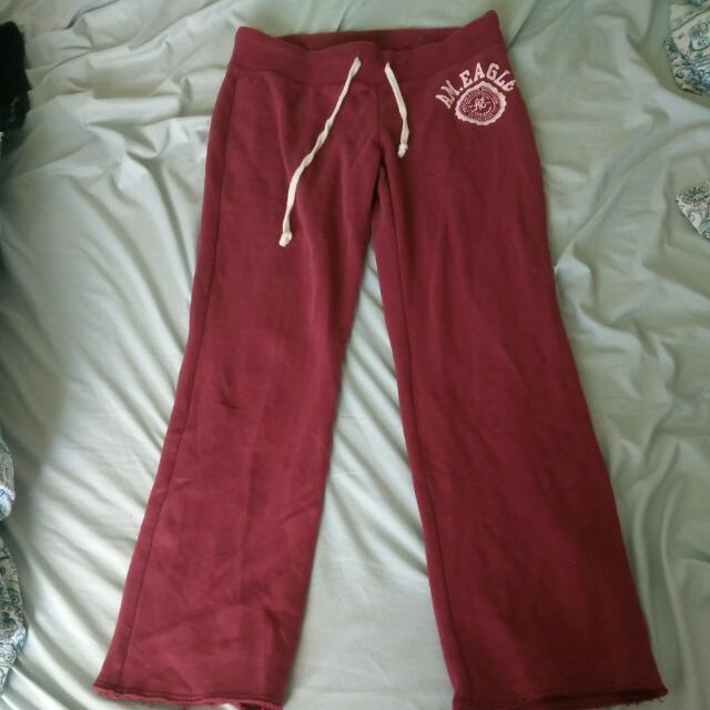 AE Sweatpants: Size L