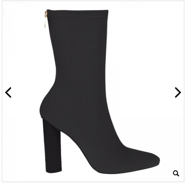 Ankle Boot Heels