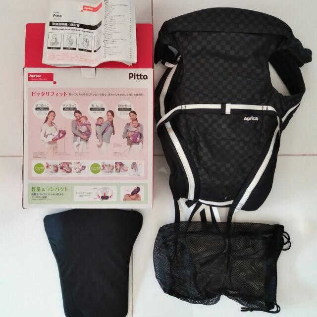 3c2d41d7213 Aprica Pitta 4 Way Baby Carrier