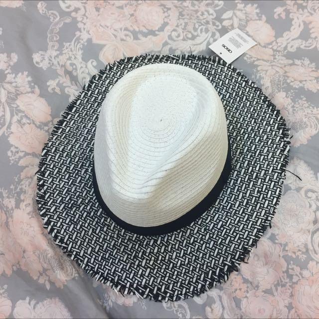 ASOS草帽